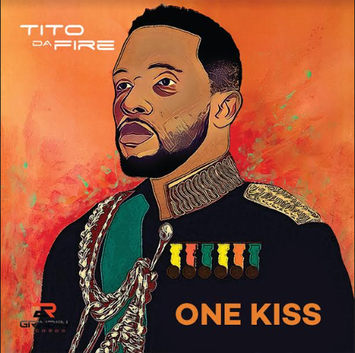 "Tito Da Fire – album art for ""One Kiss"" slated for release October"