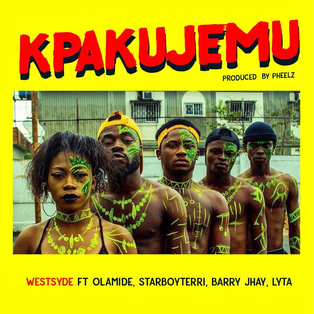 Westsyde ft. Olamide X StarboyTerri X Barry Jhay X Lyta