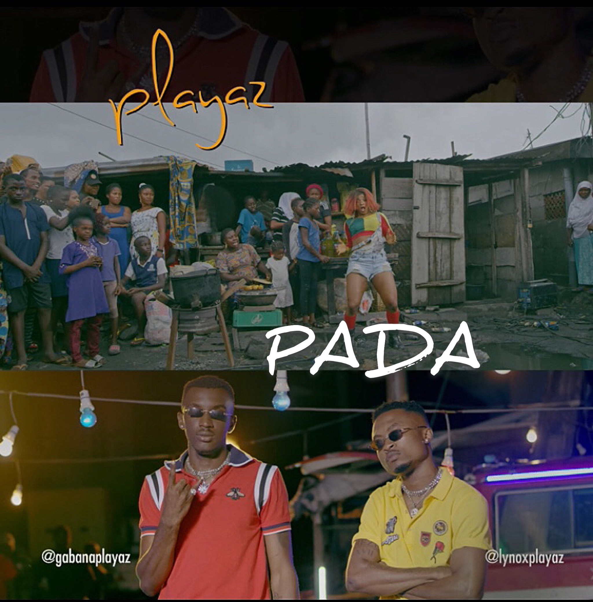 AUDIO + VIDEO: Playaz – PADA