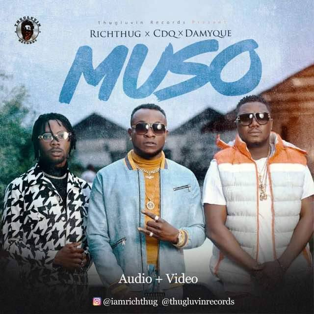 VIDEO+AUDIO: Richthug ft CDQ & Damyque – Muso