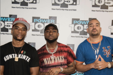 VIDEO: Davido Talks Nigerian Upbringing, Afrobeat Success + More on The Breakfast Club, Power 105.1