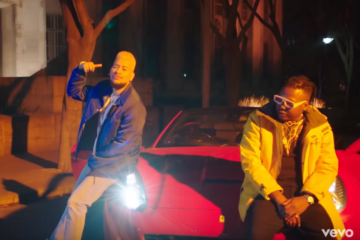 VIDEO: AKA – Fela In Versace ft. Kiddominant
