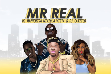 VIDEO: Mr Real – Legbegbe (Remix) ft. DJ Maphorisa, Niniola, Vista & DJ Catzico