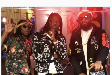 VIDEO: Stonebwoy ft. Mugeez & Praiz – Mane Me