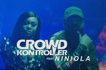 VIDEO: Crowd Kontroller – Bam Bam ft. Niniola