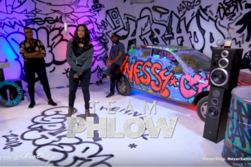 VIDEO: Phlow, Lucy Q And Peter Clarke Deliver On The Hennessy Cypher