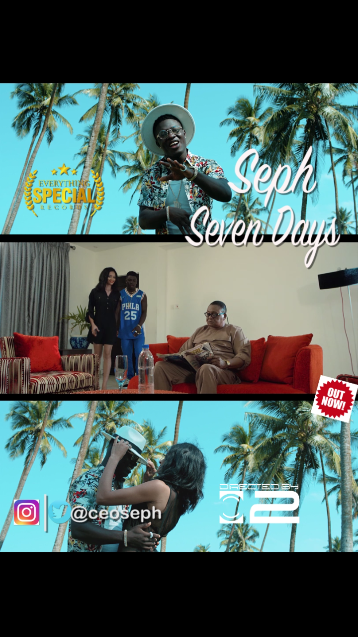SEPH – Seven Days (Directed by 02)