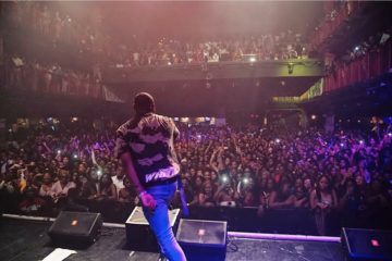 Davido's Locked Up US Tour: Boston Sold Out & Shut Down!