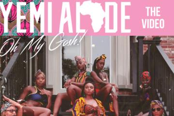 VIDEO: Yemi Alade – Oh My Gosh