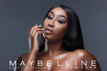 Victoria Kimani Signs First Endorsement Deal With Maybelline NY
