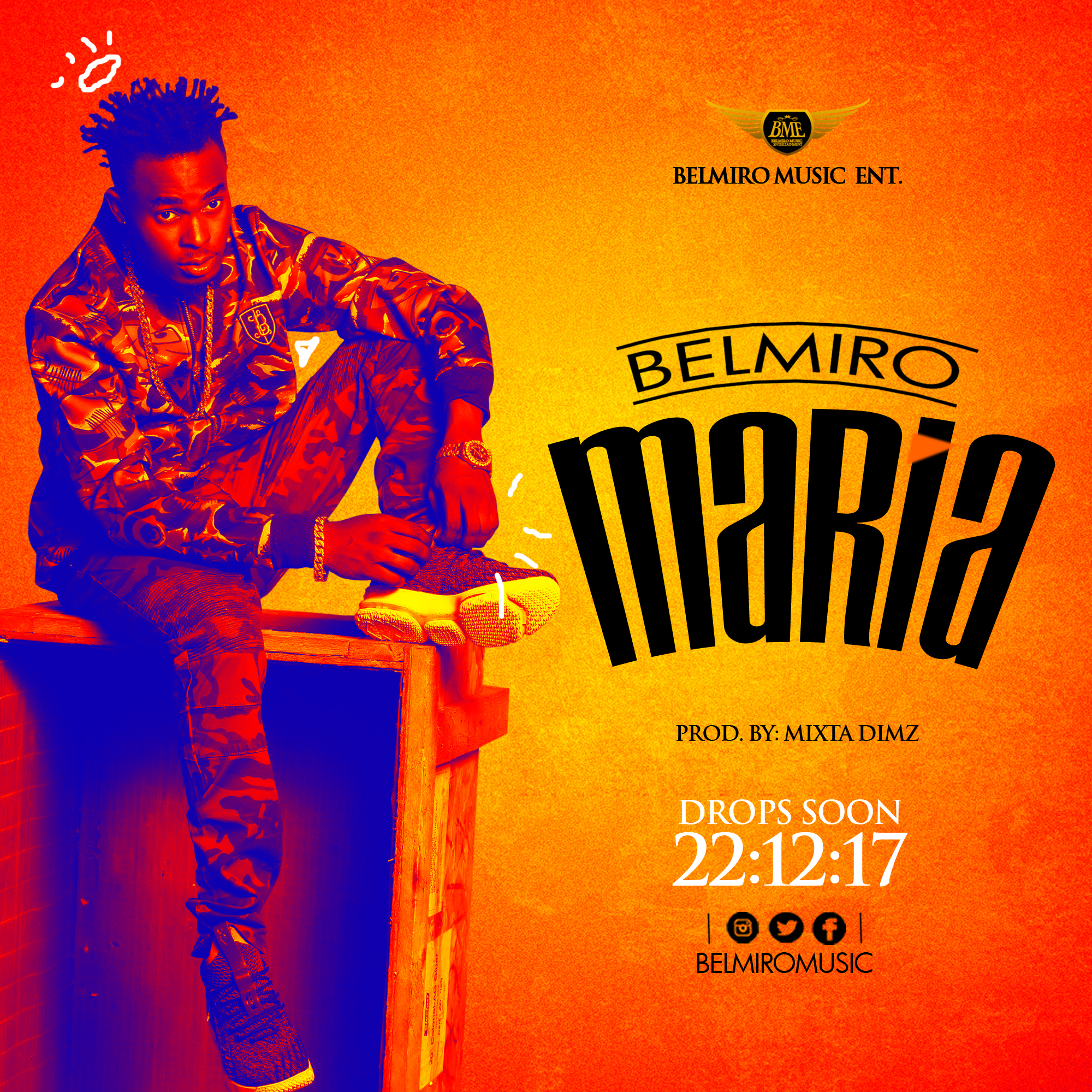 VIDEO: Belmiro – Maria