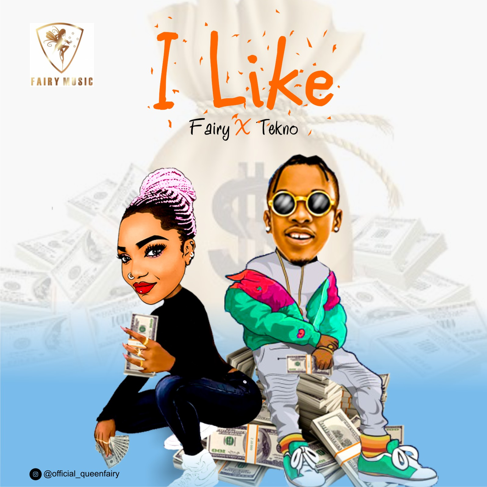 Fairy x Tekno – I Like