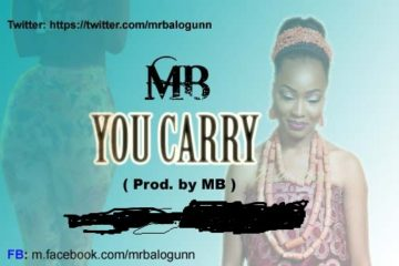 MB – You Carry