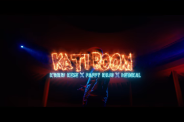 VIDEO: Kwaw Kese – Katiboom ft. Yaa Pono, Medikal, Pappy Kojo & Ball J