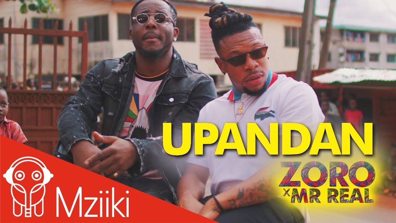 Zoro ft. Mr Real - Upandan