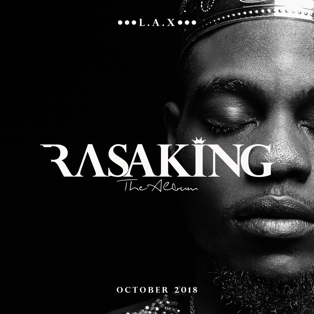 "L.A.X Unveils Album Art for ""Rasaking"" Album"