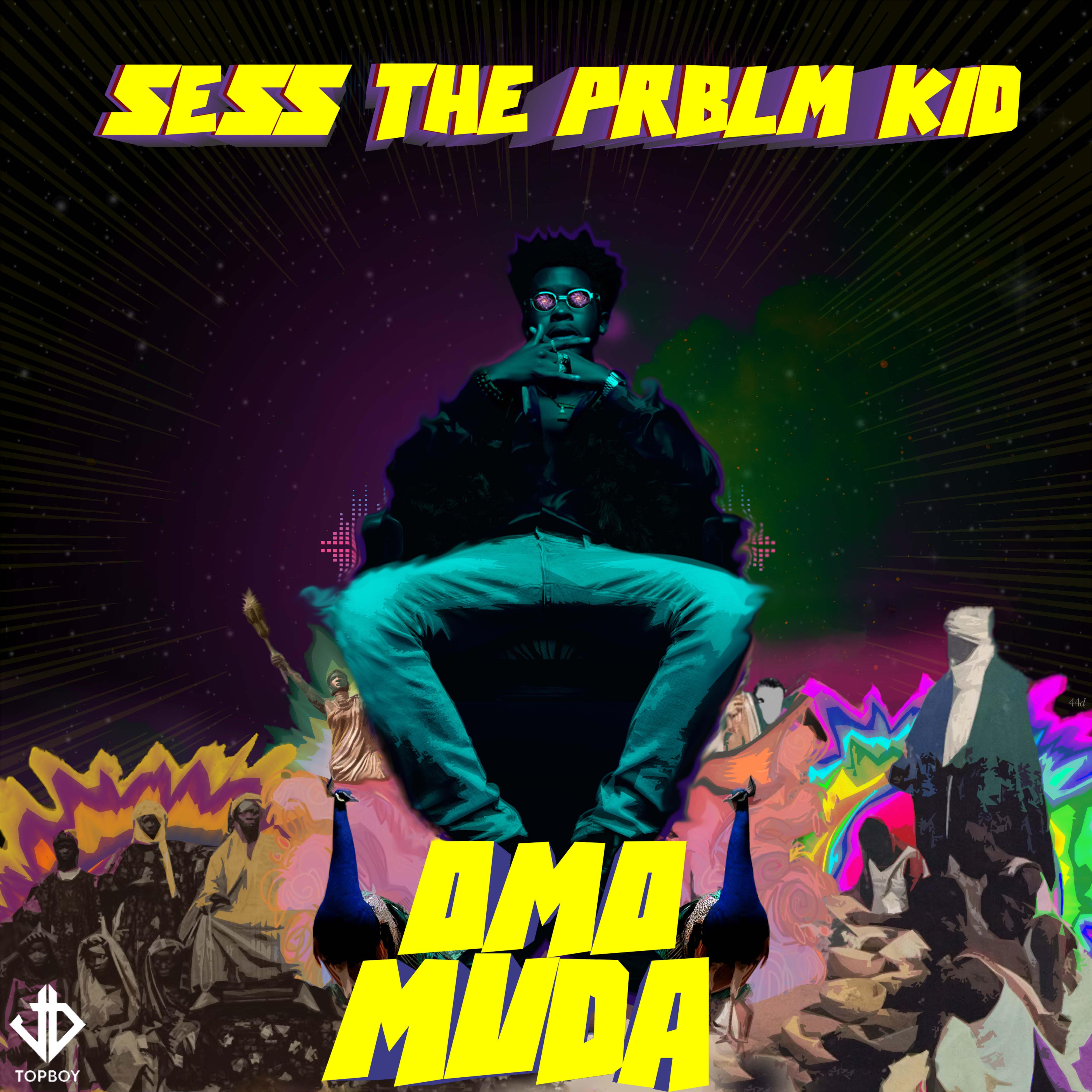Sess Reveals His Album Art and Tracklist for Omo Muda