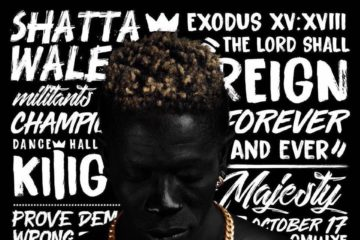 "Shatta Wale Releases Tracklist For Upcoming ""Reign"" Album"