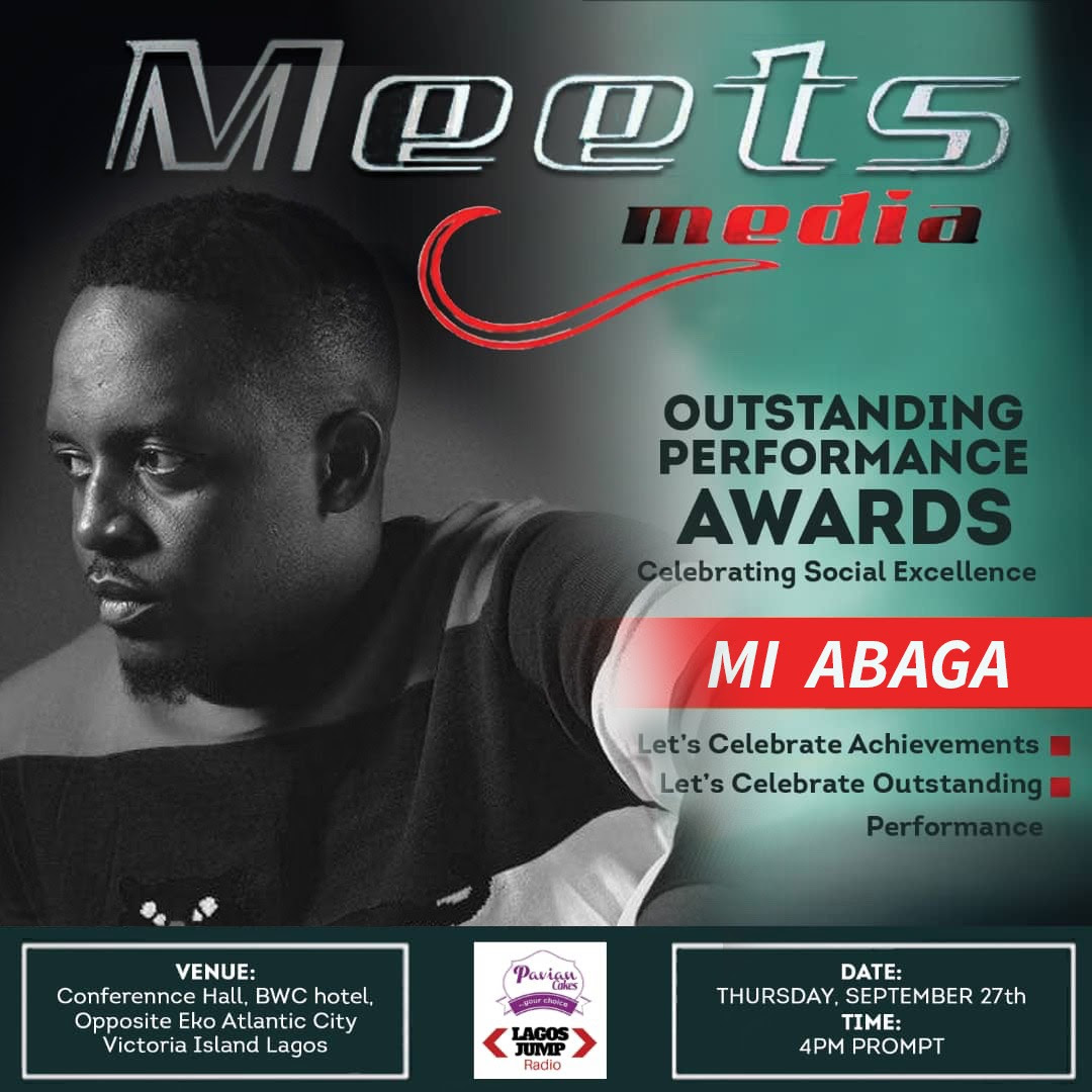 Meets Media to Honor MI Abaga, Ruggedman, Segalink & Others