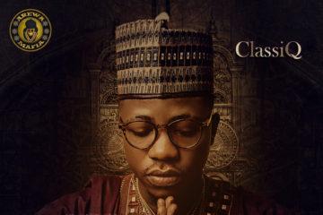 Classiq – The New North | Art + Tracklist