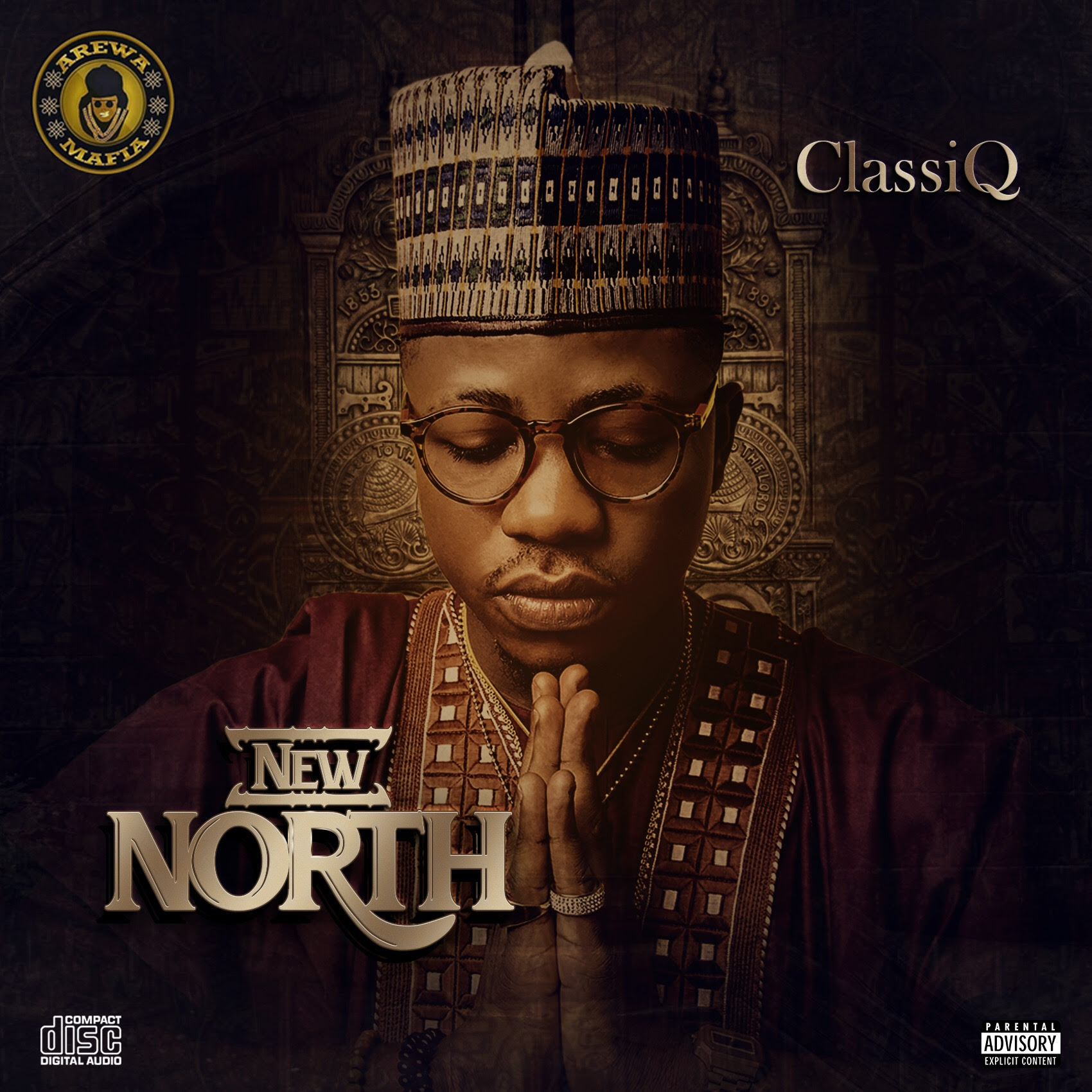 Classiq - The New North | Art + Tracklist