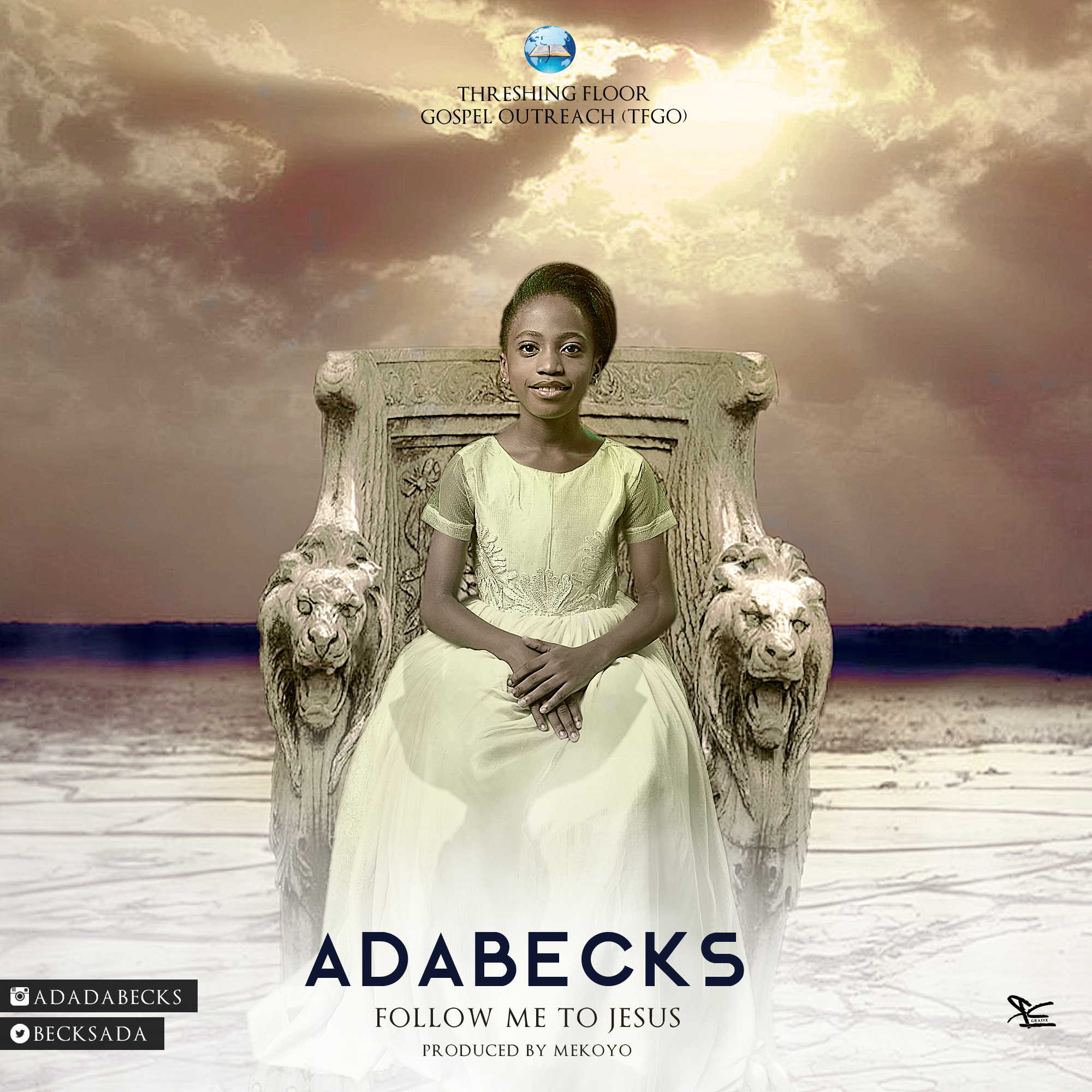 VIDEO: AdaBecks – Follow Me To Jesus