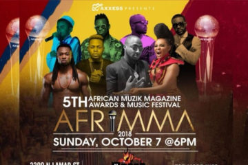 The Afrimma 2018 Weekend Experience