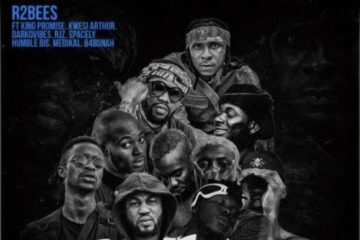 R2Bees ft. King Promise, Kwesi Arthur, Darkovibes, RJZ, Spacely, Humble Dis, Medikal & B4Bonah – Boys Kasa