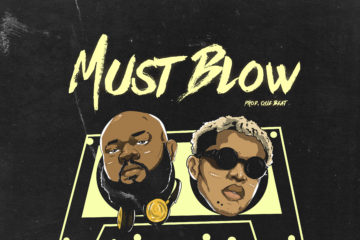 Crowd Kontroller x Dapo Tuburna – Must Blow (prod. Que Beat)