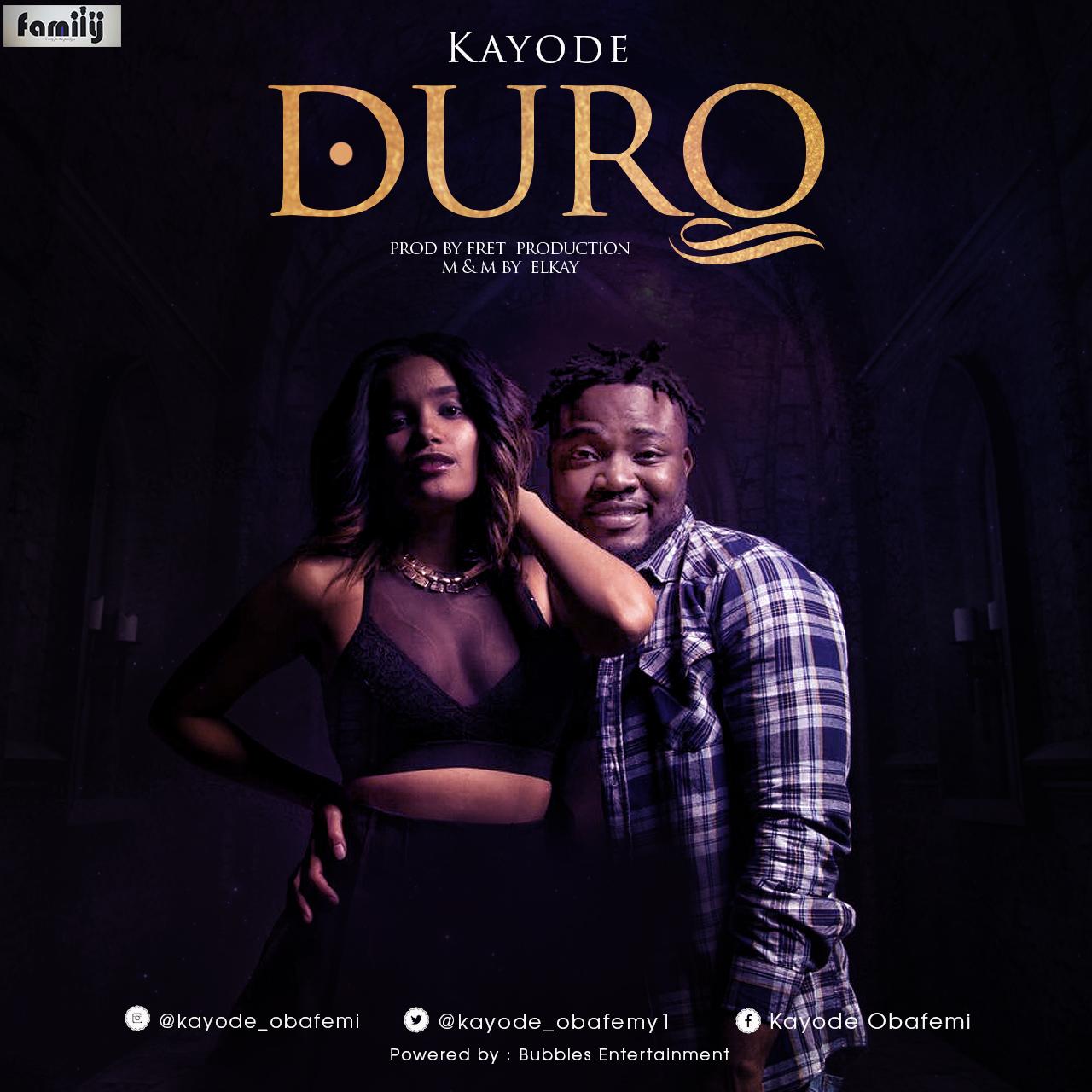 Kayode – Duro (prod. Fret)