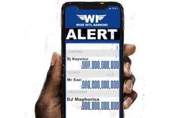 DJ Kaywise X DJ Maphorisa X Mr Eazi – Alert