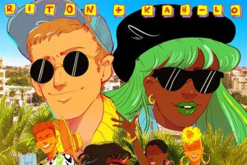 "Riton & Kah-Lo ft. Mr Eazi – Catching Feelings | ""Foreign Ororo"" OUT NOW!"