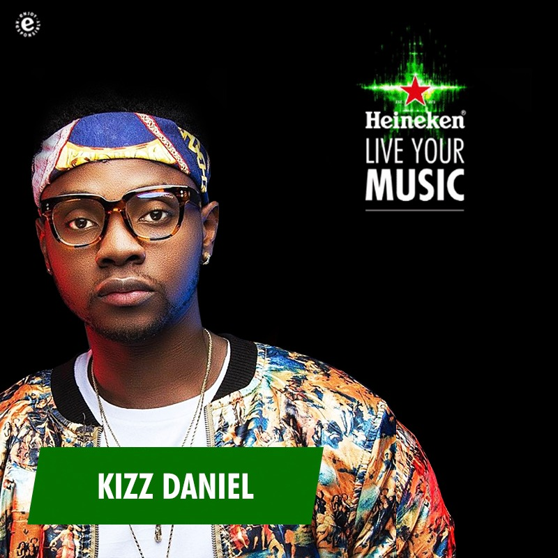 Heineken Lagos Fashion Week To End With High Energy #LiveYourMusic Party