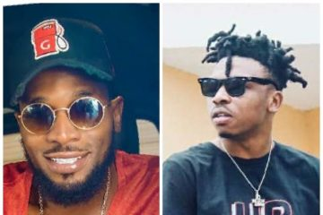 #HitAlert: D'banj & Mayorkun Might Be Hitting Us With A New Song