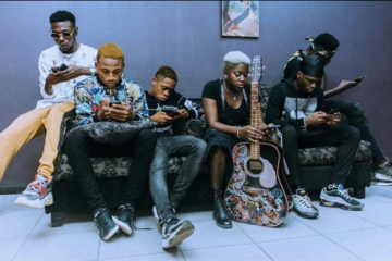 VIDEO: New YBNL Acts Dropping Freestyles on Cool FM 96.9