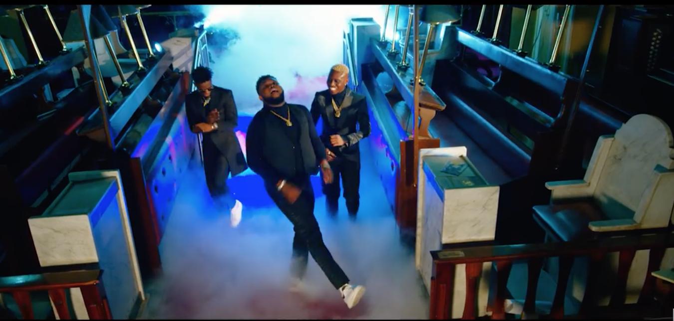 VIDEO: Chinko Ekun – Able God ft. Lil Kesh & Zlatan Ibile