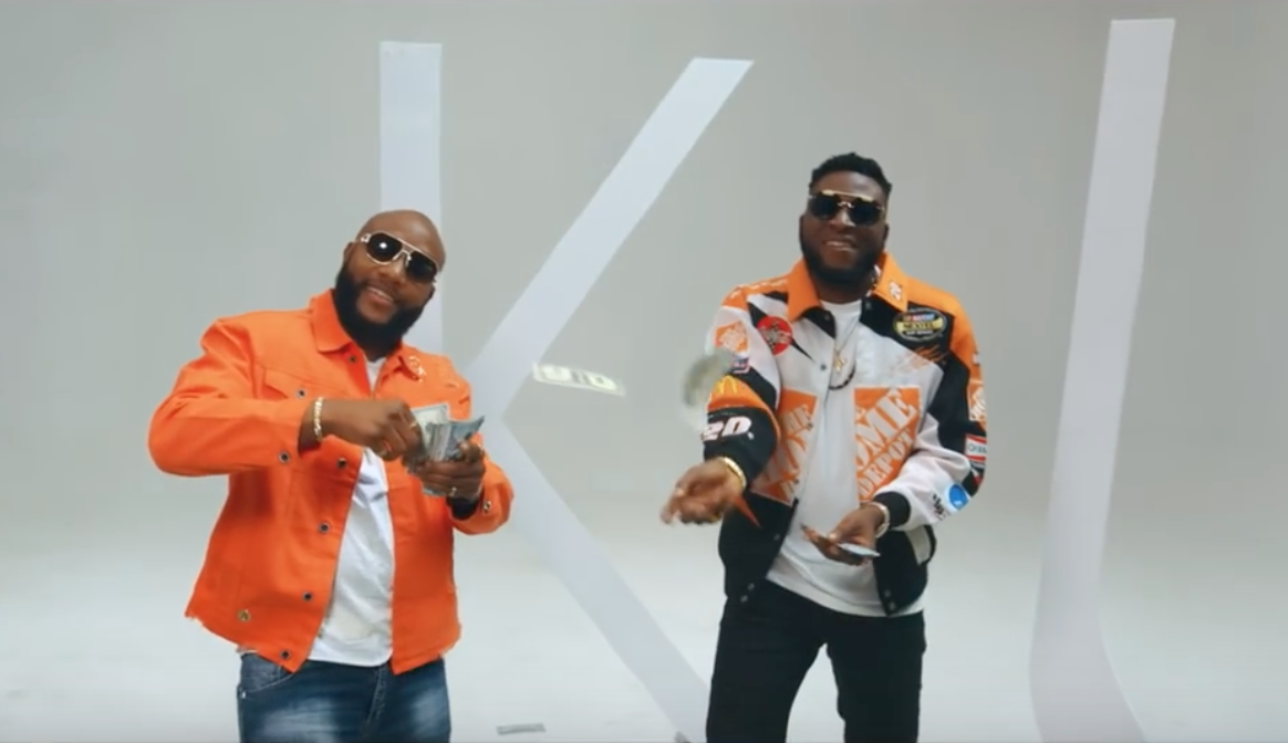 VIDEO: Slim Brown - Aku (Remix) ft  Olamide & Kcee - Notjustok