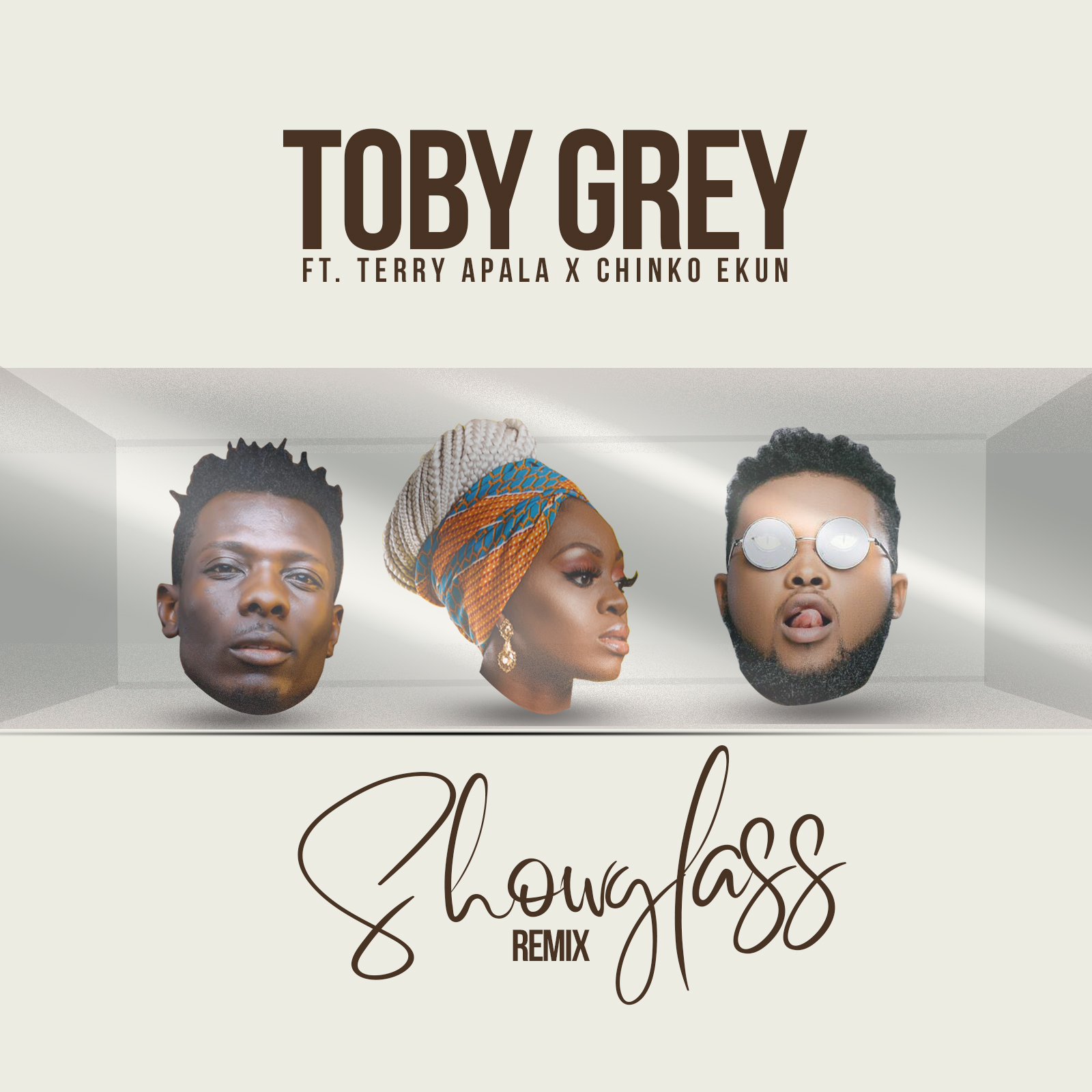 Toby Grey ft. Terry Apala X Chinko Ekun - Show Glass