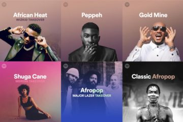 Spotify Debuts AfroHub To Celebrate The African Culture