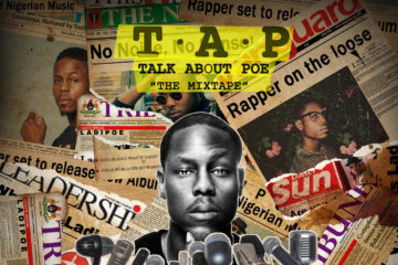 Ladipoe – T.A.P (Talk About Poe) Out Now