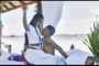 Reactions Trail Wizkid Pressing Tiwa's A$$ At The One Africa Music Fest In Dubai