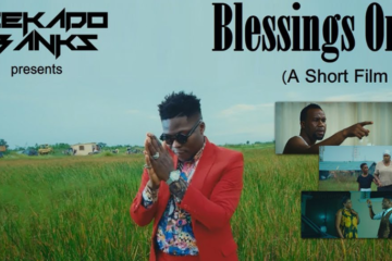VIDEO: Reekado Banks – Blessings On Me (A Short Film)