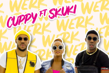 VIDEO: Cuppy – Werk ft. Skuki