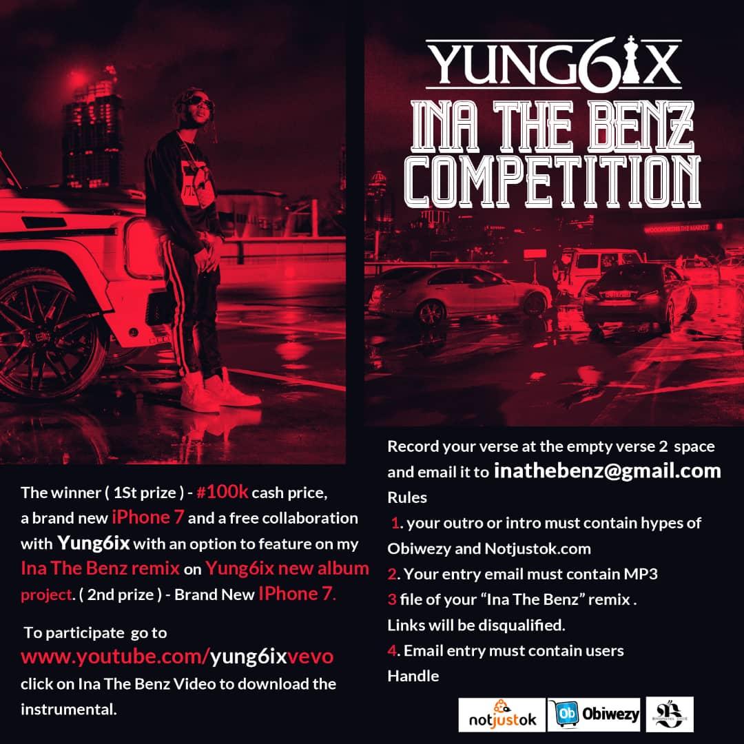 Kcee: best 'burn' contest | win 1 million naira latest naija.