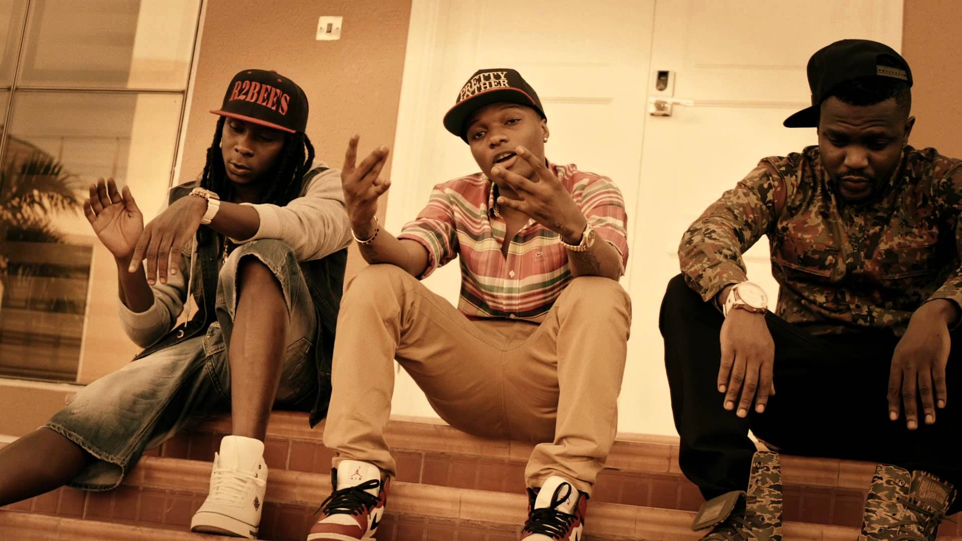Wizkid Promises Fans New Music With R2Bees - Notjustok