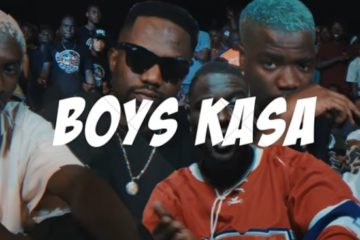 VIDEO: R2Bees ft. King Promise, Kwesi Arthur, Darkovibes, RJZ, Spacely, Humble Dis, Medikal & B4Bonah – Boys Kasa