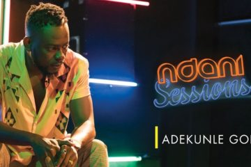 "VIDEO: Adekunle Gold Performs ""Damn Delilah"" Live on NdaniSessions!"