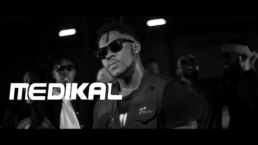 VIDEO: Medikal ft. Sarkodie & Paedae – How Much (Remix)