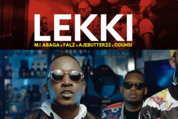 VIDEO: MI Abaga – Lekki ft. Odunsi X Falz X Ajebutter22