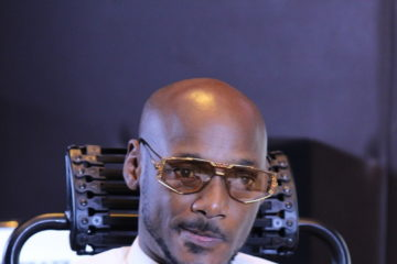 2Baba in Tears As His Wife & Baby Mama End Their Legendary Beef